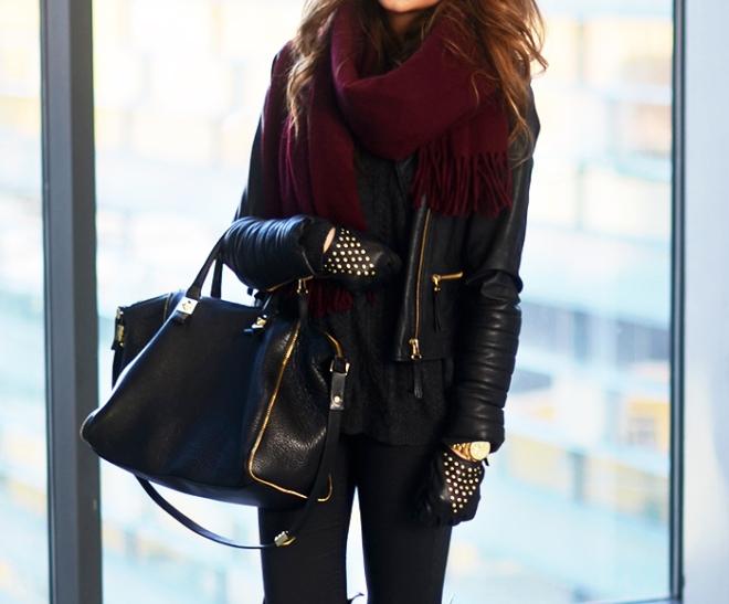 acne scarf